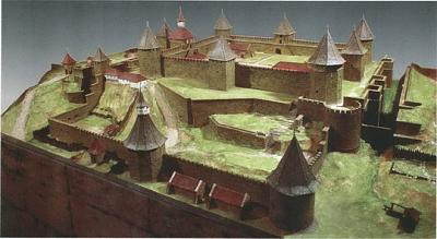 Click image for larger version  Name:The model of the Bendery fortress.jpg Views:257 Size:71.1 KB ID:12