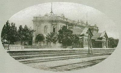 Click image for larger version  Name:Building of the railway station.jpg Views:155 Size:58.8 KB ID:32