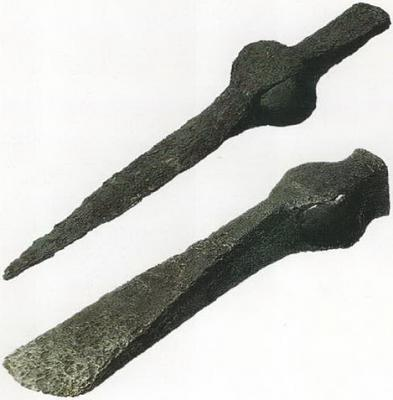 Click image for larger version  Name:Slavonic battle iron axes.jpg Views:268 Size:52.6 KB ID:8